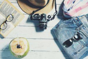 Vacances, Voyage, De Vacances, Été, Mode De Vie
